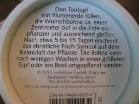 Wunschbohne