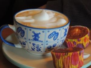 zwischendurch einen Kaffee