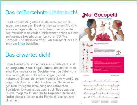 Mai cocopelli Newsletter