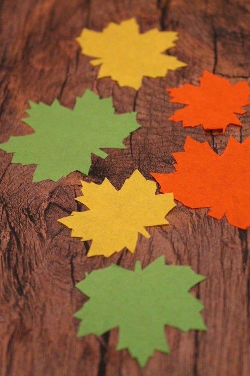 Blätter Atemspiel