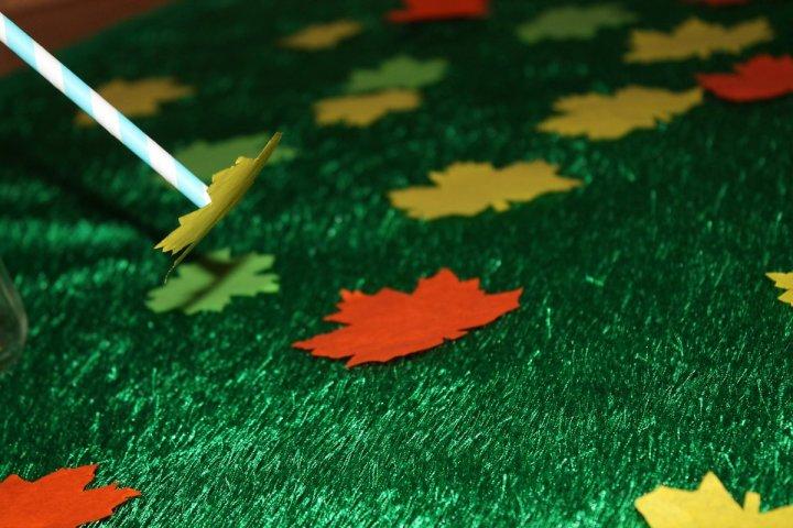 Herbst Atemspiel