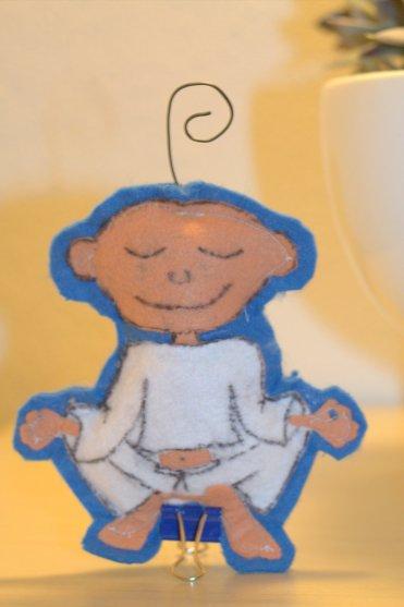 der kleine Motivations Yogi