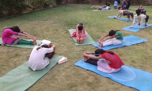 Yoga Tanz