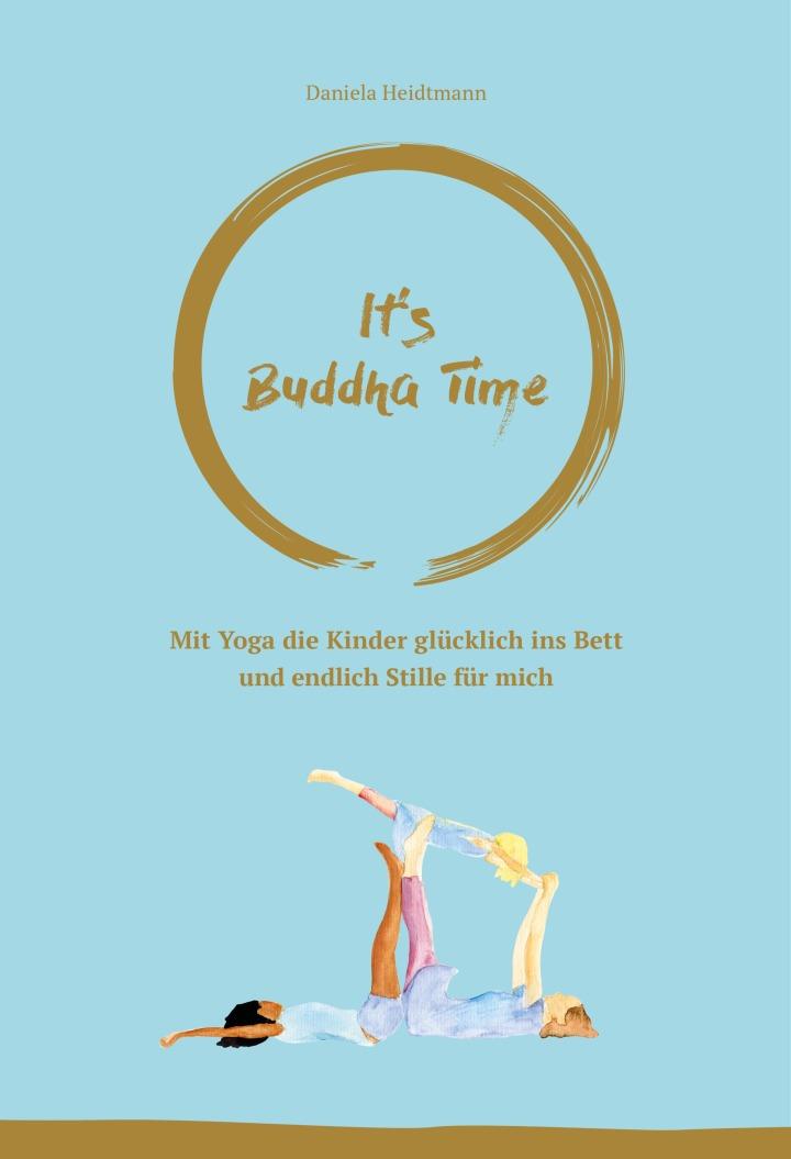 It's Buddha Time –Buchvorstellung