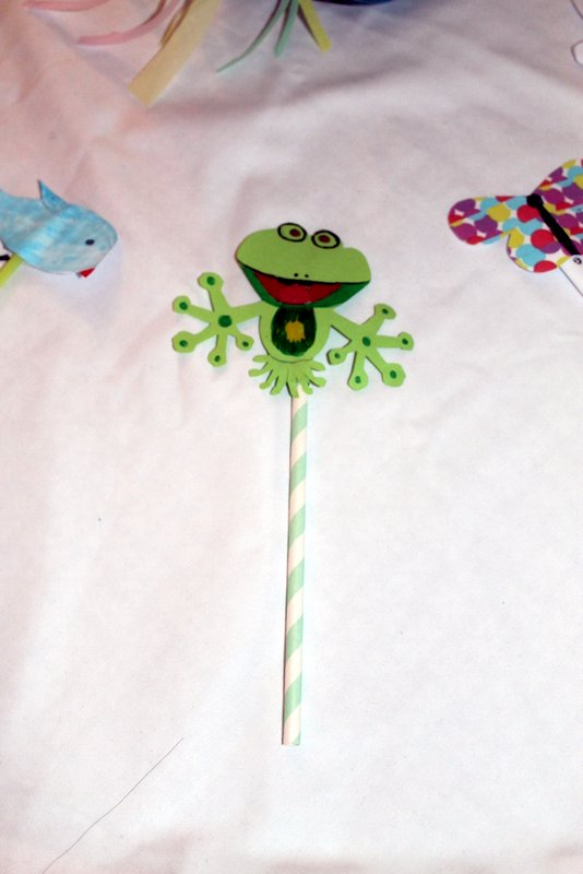 Kinderyoga Puster Frosch
